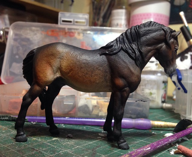 Collecta Dartmoor custom WIP