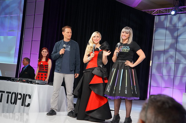 SDCC 2015 // Day 1 — Her Universe Fashion Show