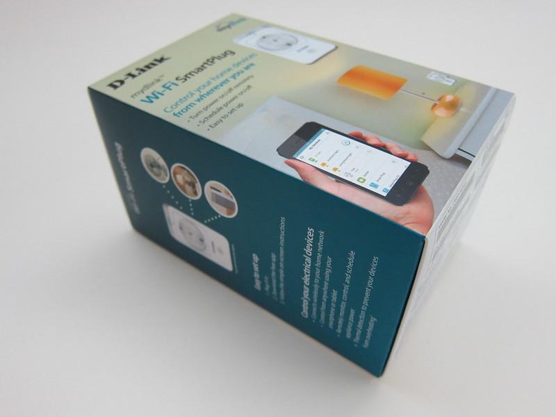 DSP-W215 - Box
