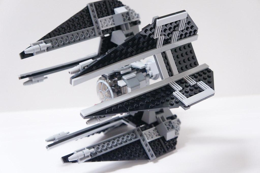 LEGO-Star Wars Tie Defender(8087)