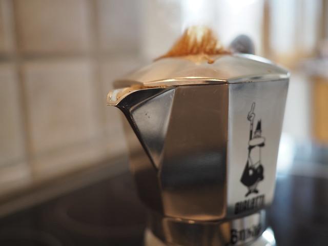 Espressokocher Bialetti Brikka Espressomaschine - Espresso Maker
