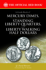 Guide Book of Mercury Dimes etc.