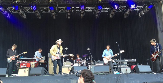 Wilco, Outside Lands, 08-07-15