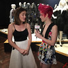 Elizabeth Henstrige & Jessie Pridemore at the Outstanding Art of Television Costume Design Exhibition - IMG_2600 by RedCarpetReport