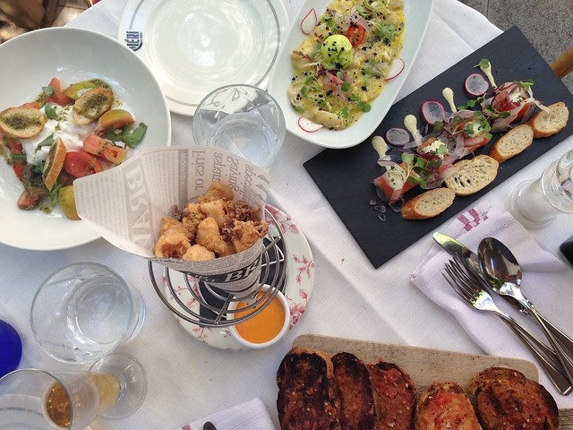 Restaurante Cheri Barcelona