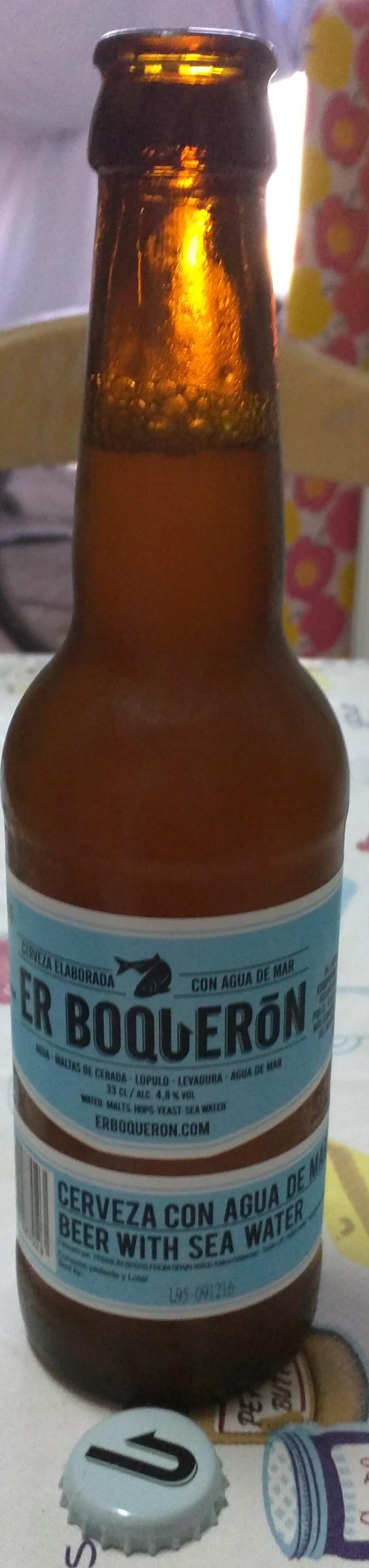 Cerveza Er Boquerón
