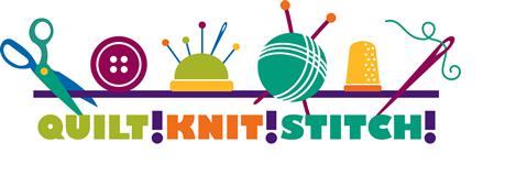 Quilt!Knit!Stitch! 2015
