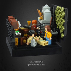 Harry Potter and the Deathly Hallows – 06 Kreacher's Tale