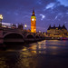 Purple London by Chris Buhr