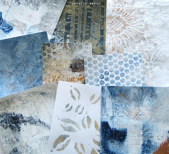 surface treatment workshop - printing
