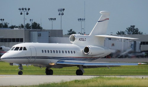 Lowes Home Improvement Dassault Falcon 900