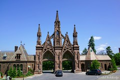 Green-Wood Cemetery. Brooklyn, New York (30 May 2015)