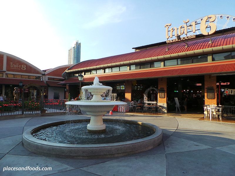 asiatique the riverfront warehouses