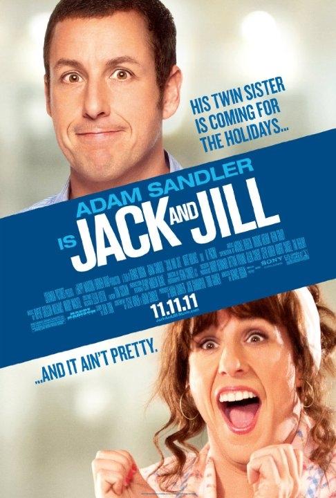 Vị Khách Không Mời - Jack And Jill (2011)