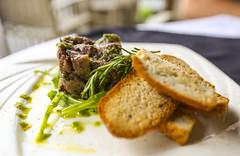 Rosemary Steak Tartare - The Dancing Fig