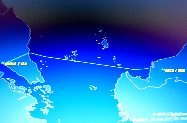 Flight route