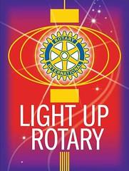 Light Up Rotary: Rotary International Theme for 2014-15