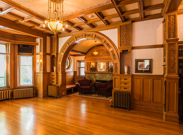 John Lord Booth Residence