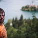 me at Lake Bled, 2015 - IMG_2232 by ODPictures Art Studio LTD - Hungary
