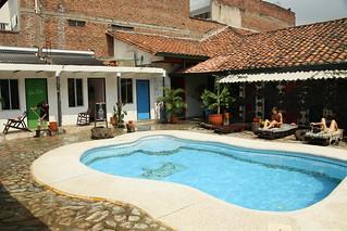 Hostel El Viajero.  Cali, Colombia.