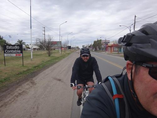 Ciclismo - 92,39 km - Salida Timbues - La Ribera - Andino - Aldao (3)