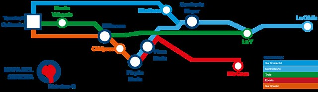 Metrobus-Q-map.svg