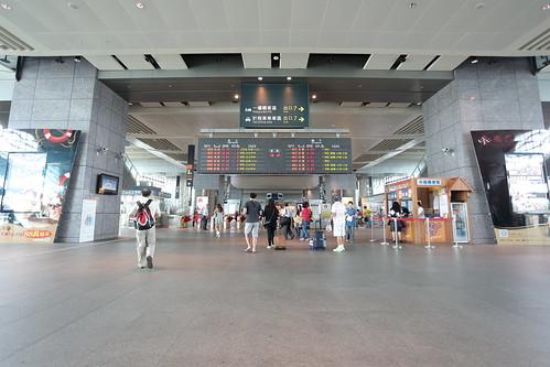 高鉄台中站