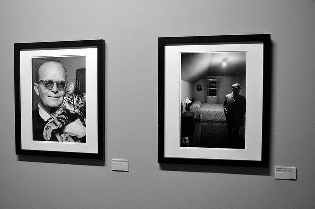 Steve Schapiro – Exposicion – Centro Historias – Zaragoza – PhotoEspaña - Truman Capote - AtmosferaCine