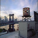 Water tower by @RoofAccess