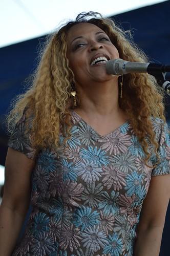 Newport Jazz Festival 2015-Cassandra Wilson