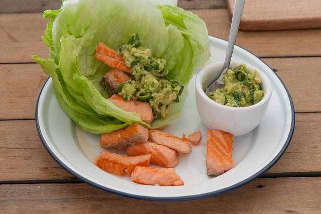 Fish Wraps with Limey Avocado-2