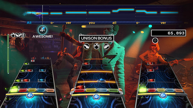 Rock Band 4 on PS4