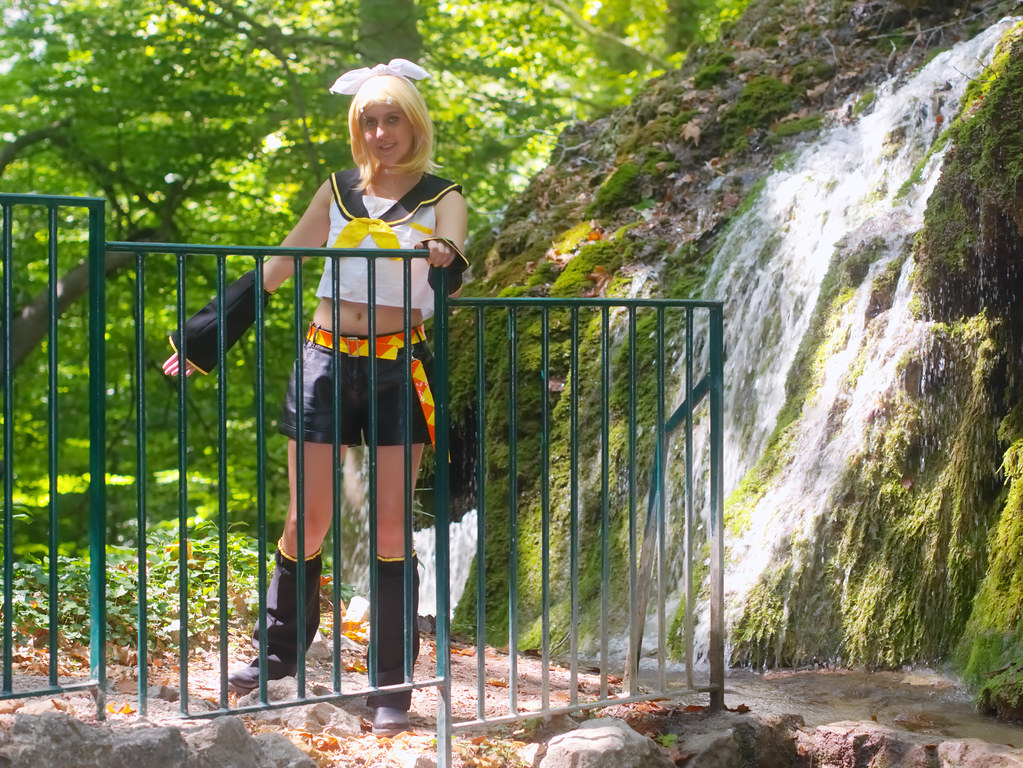 related image - Shooting Rin kagamine - Vocaloid - Parc de Saint Pons -Gemenos- 2015-08-05- P1170697