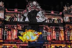 Fête des Lumières Décembre 2016 Lyon- Caluire