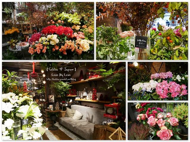日本東京表參道花店咖啡館Aoyama Flower Market Tea House青山店  (41)
