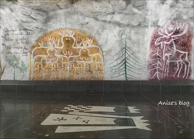 斯德哥爾摩藝術地鐵065