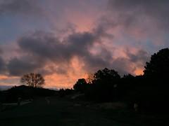 Pufftacular sunrise...