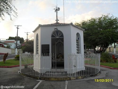 Jacaré dos Homens - Capela Santo Antônio de Pádua