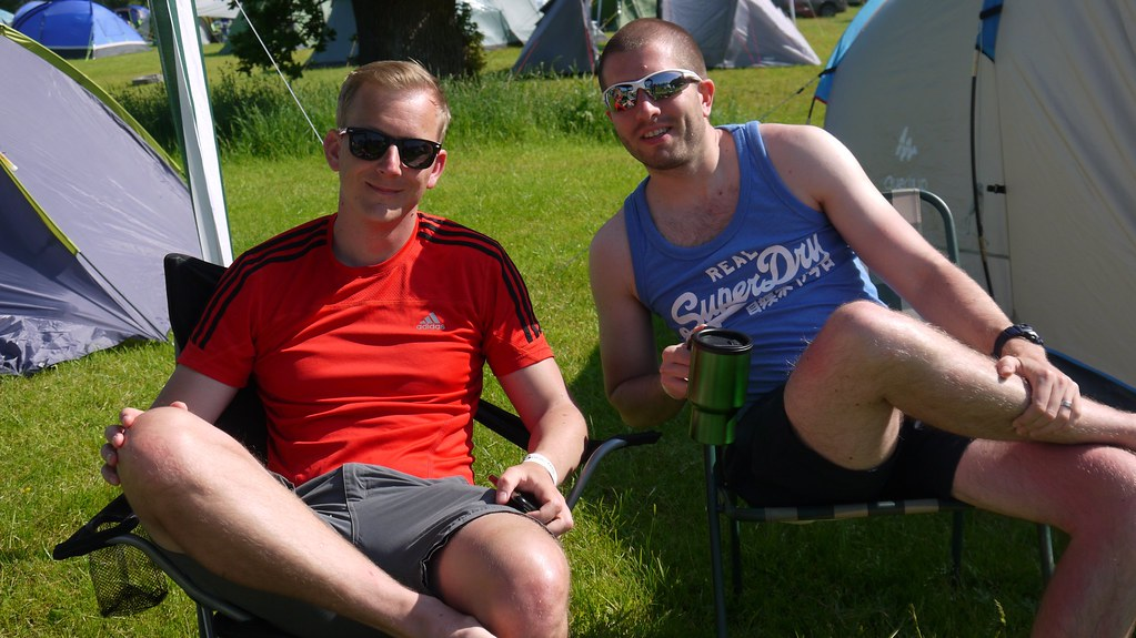 farm campground Abbots uk gay