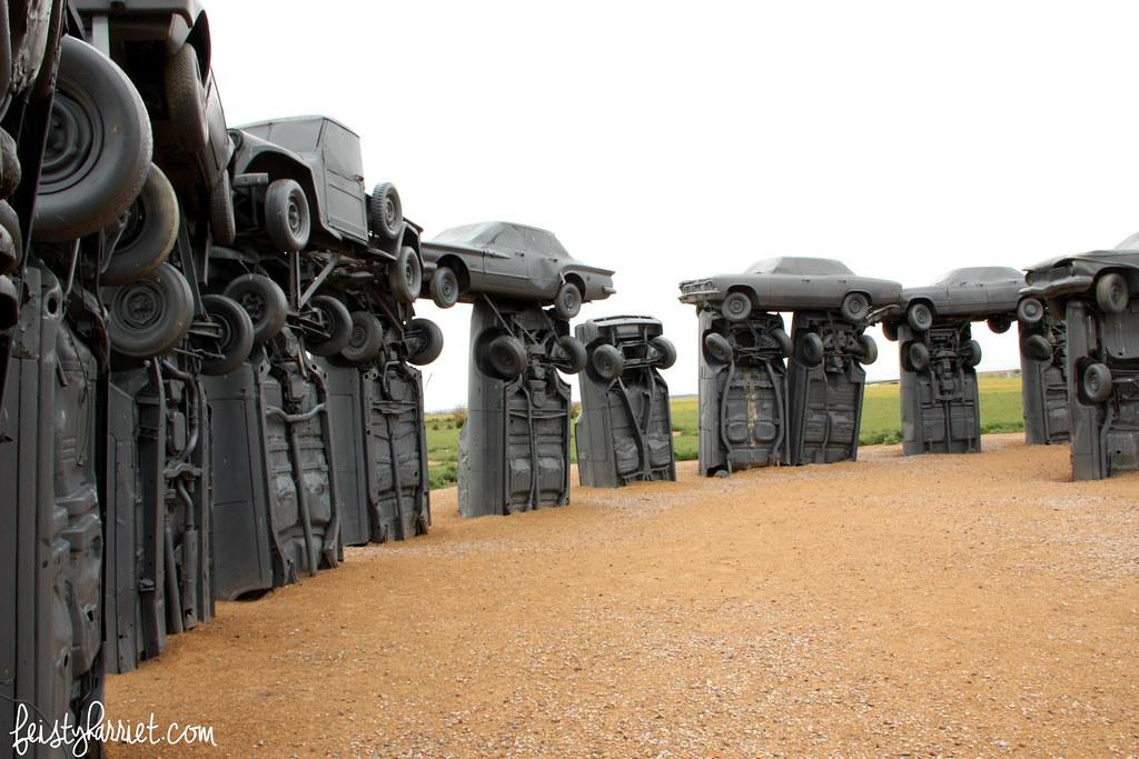 MidWestRoadTrip_Carhenge Nebraska_feistyhaarriet_June 2015 (18)