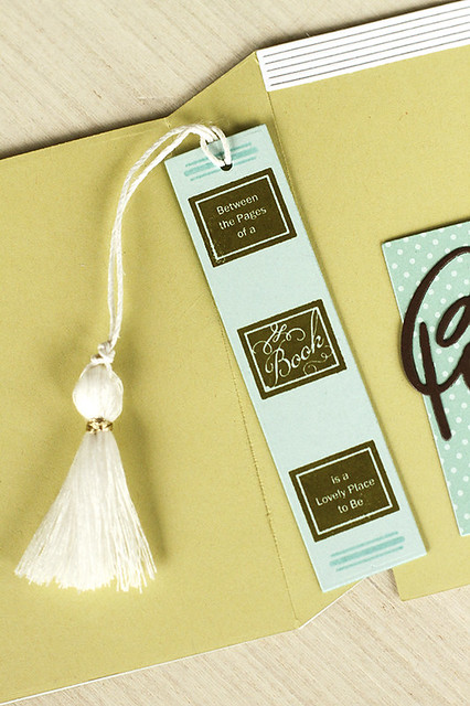 Book Card Bookmark