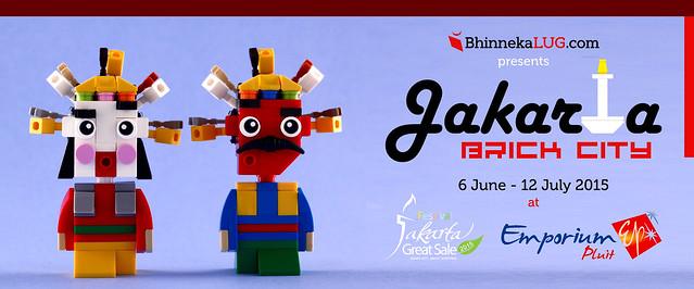 Jakarta Brick City