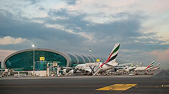 Emirates Dubai terminal 3 (Emirates)