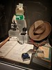 """Archaeology equipment props from from """"Indiana Jones and the Kingdom of the Crystal Skull"""""""