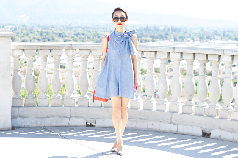 02-chambray-bow-romper-sf-sanfrancisco-fashion-style