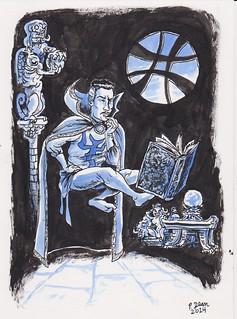 Doctor Strange by Patrick Dean