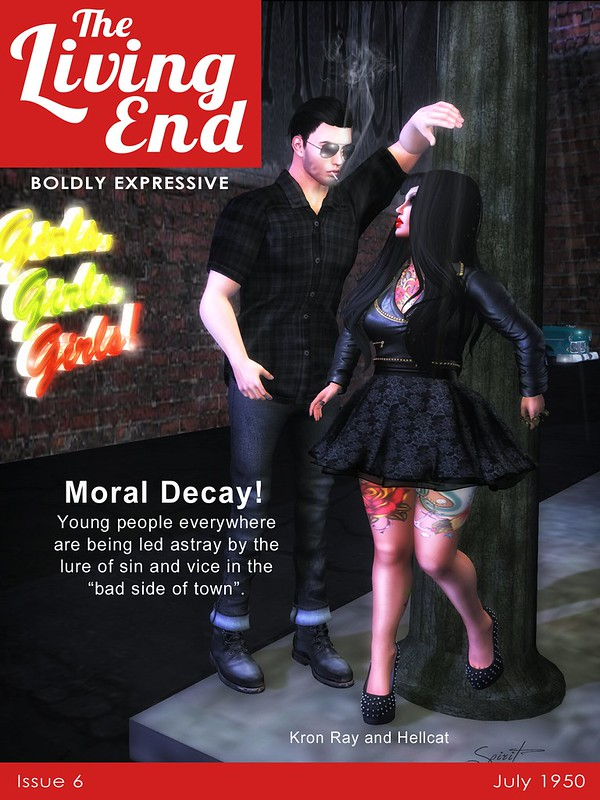 The Living End Issue 6