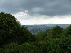Ausblick von der Festung Hohentwiel