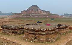 Paharpur buddhist Monastery 8th c., Bangladesh