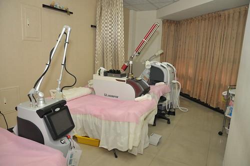 台中雷射除斑推薦到采醫馥麗診所試試脈衝光雷射